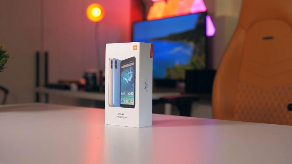 Xiaomi Mi A2 recenzia
