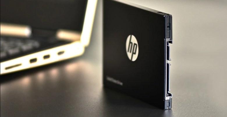 SSD disk HP