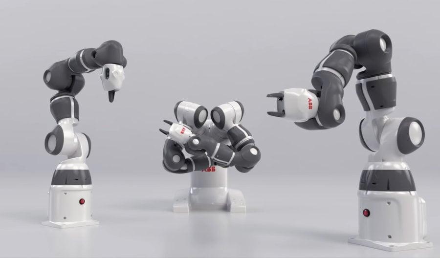 YuMi abb robotics