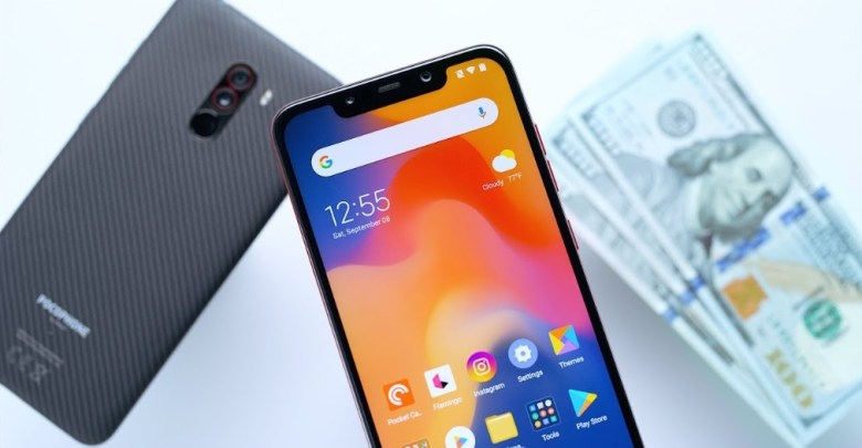 Xiaomi PocoPhone F1 uvodny obrazok