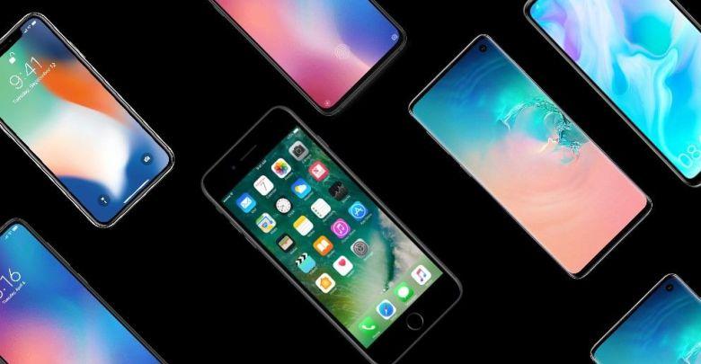 smartfony a telefony