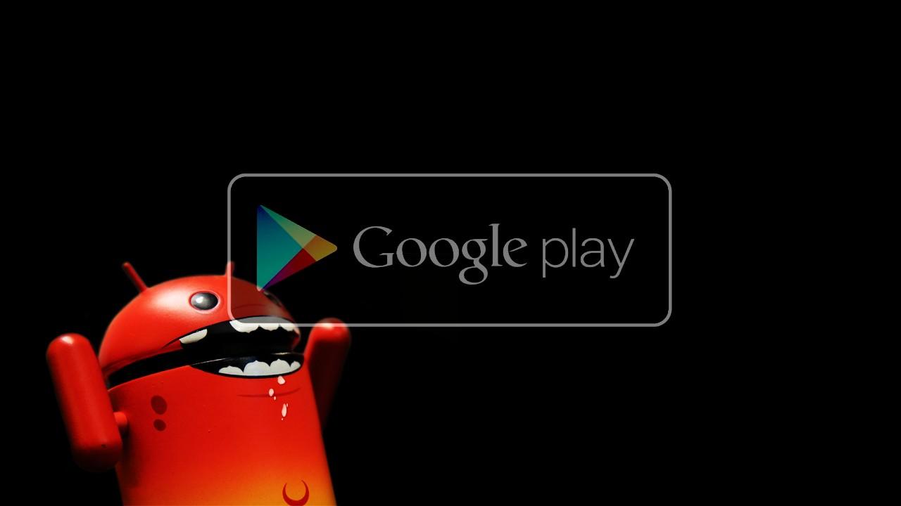 malver objaveny v google play obchode