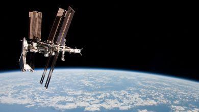 ISS vesmirna stanica