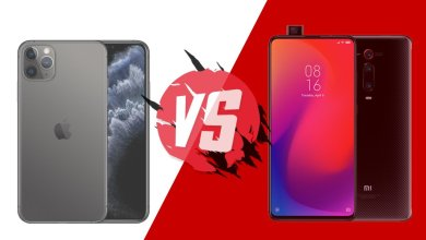 Xiaomi Mi 9T vs iPhone 11 Pro