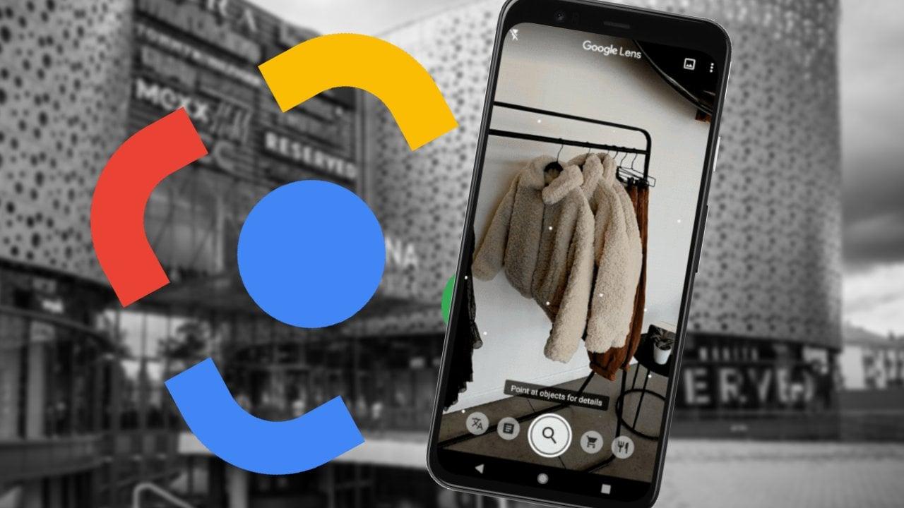 Google Lens_nakupovanie