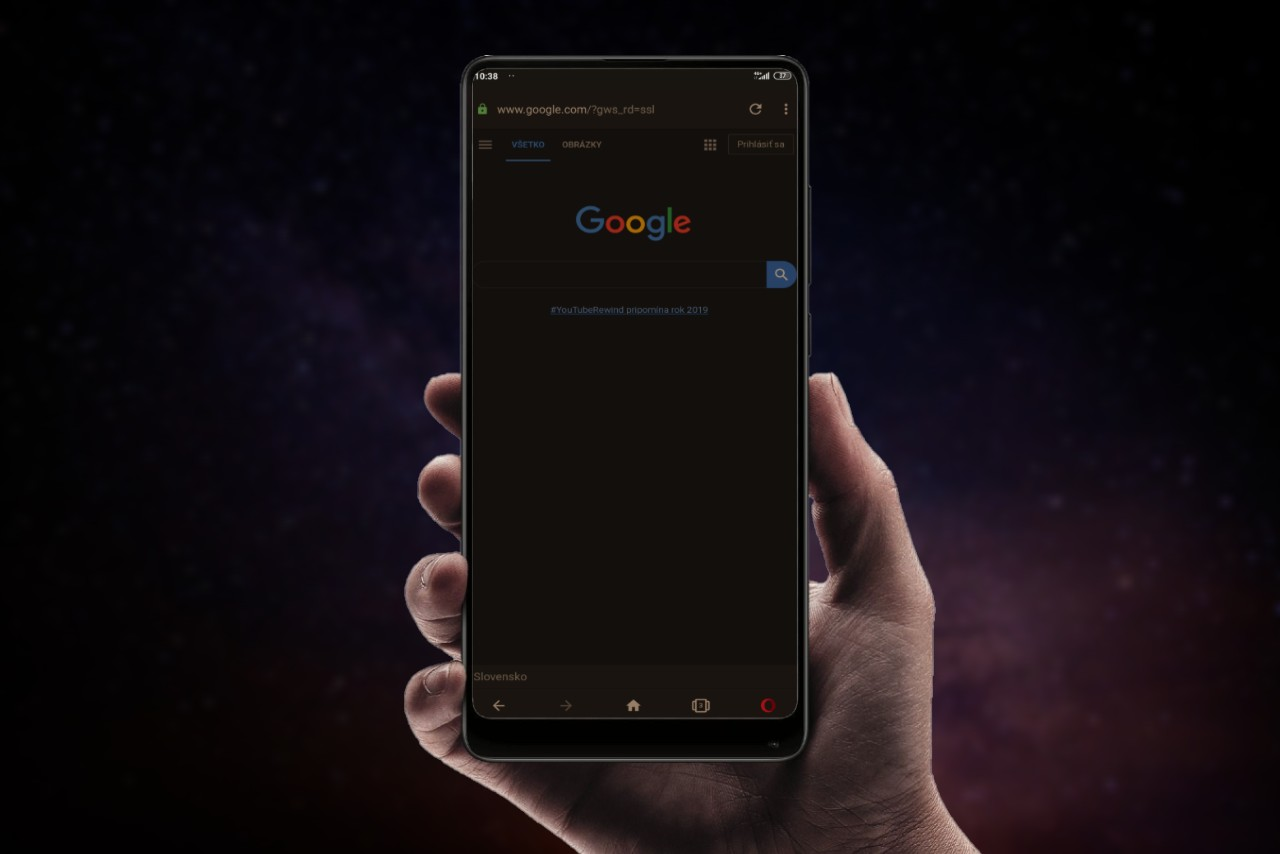 Opera pre Android