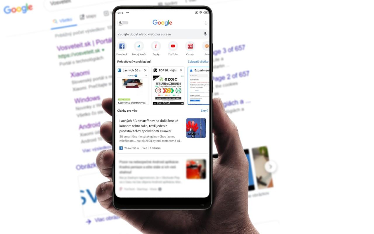 Google Chrome_mobil