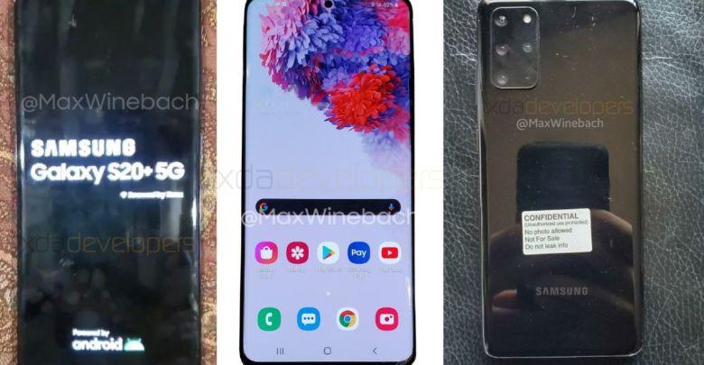 Samsung Galaxy S20 realne fotografie