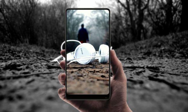 ekvalizér pre Android smartfon_hudba