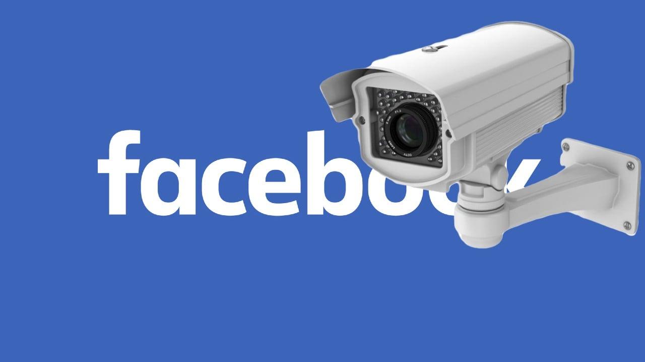 Facebook sledovanie