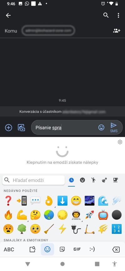 Gboard_klavesnica pre Android_3