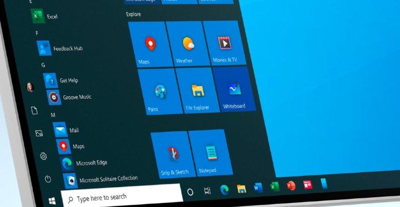 Windows 10 nove vzhlad ikon