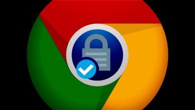 password chrome
