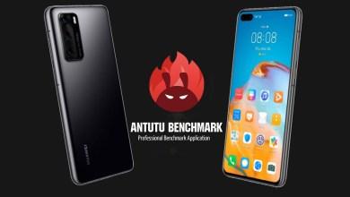 Huawei P40 Pro_AnTuTu