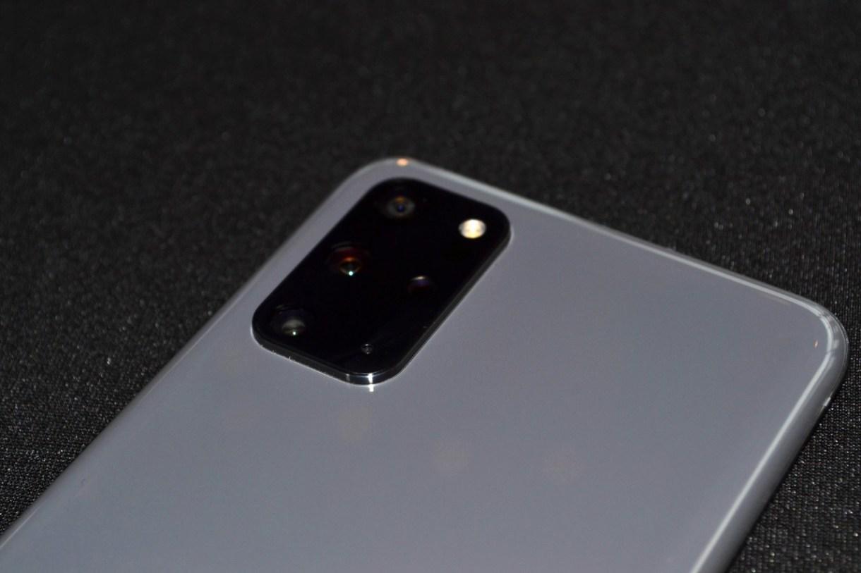 Samsung Fotoaparat Galaxy S20 Plus