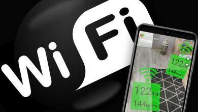 Ako zistit intenzitu Wifi signalu