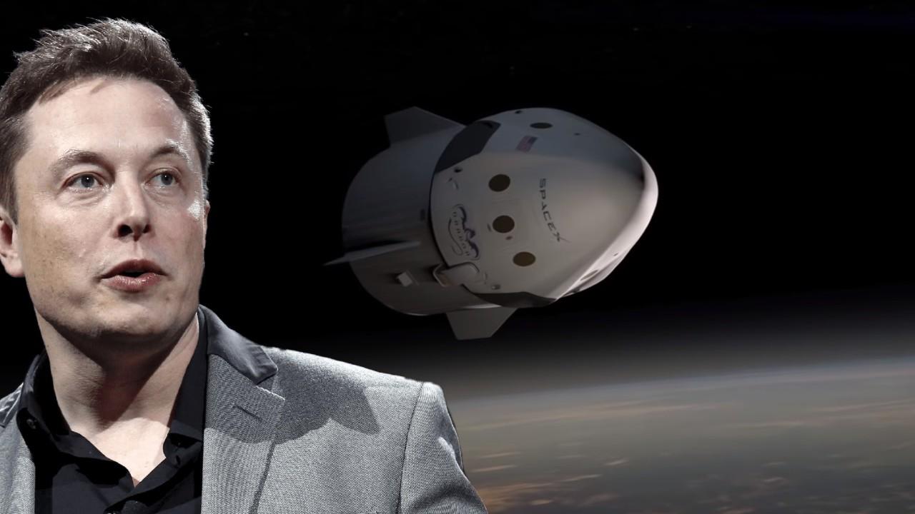 Crew Dragon_manever pripojenia sa k stanici