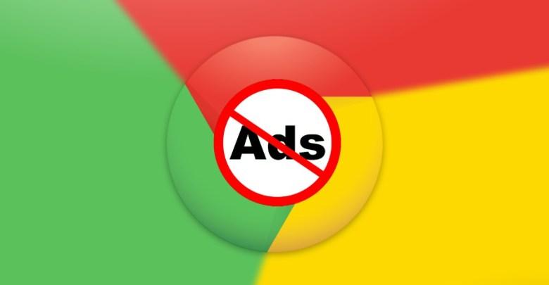 Google Chrome blokovanie reklam