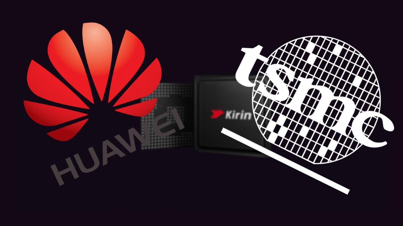 Huawei TSMC procesory