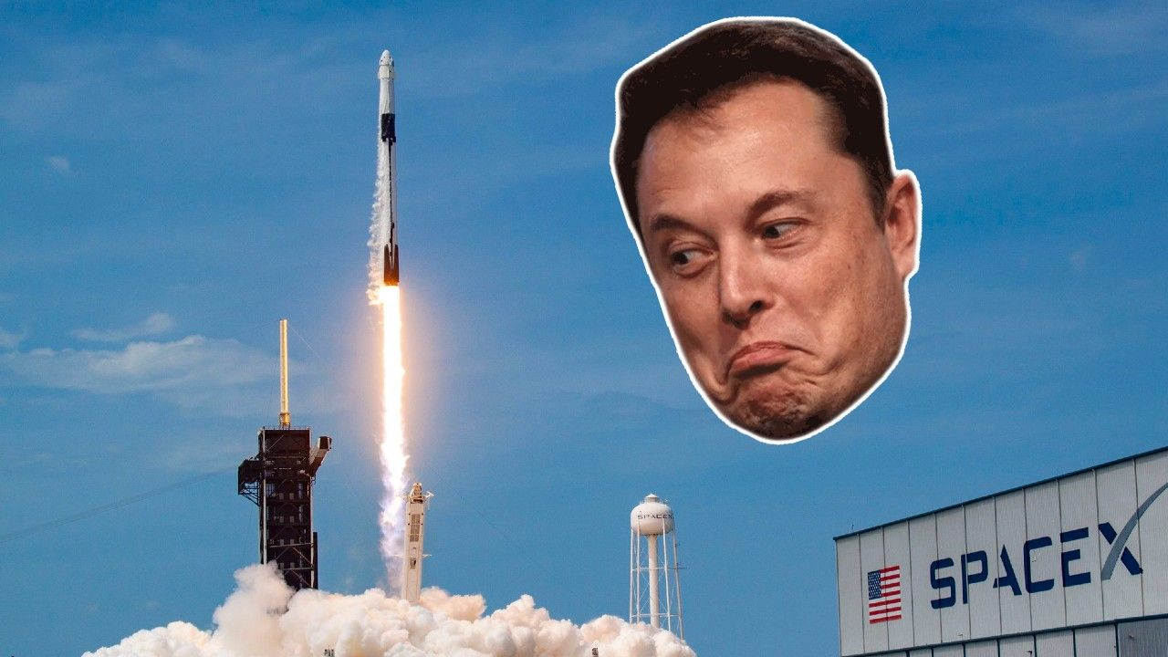 Elon Musk_spaceX uspesny start