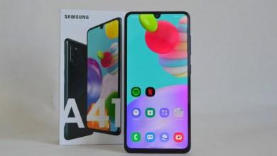 Samsung Galaxy A41_recenzia