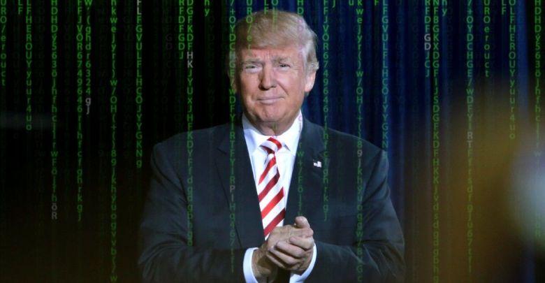 kyberneticky utok donald trump (2)