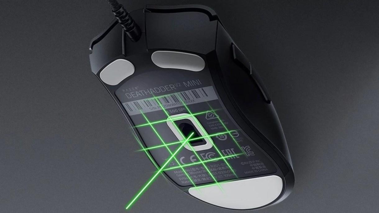 razer deathadder v2 mini senzor