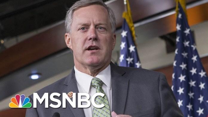 Freedom Caucus Member Mark Meadows: No Plan To Remove House Speaker Paul Ryan | Morning Joe | MSNBC