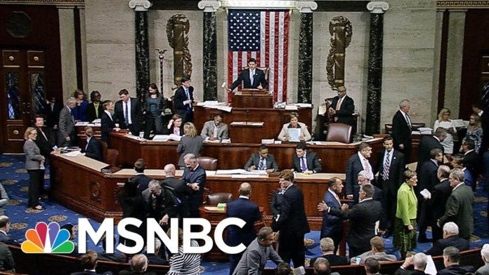 House Passes Hurricane Harvey Aid And Budget Package, Sends Bill To President Donald Trump | MSNBC