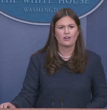 11/17/17: White House Press Briefing