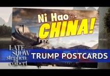 The Trump Postcards: Asia Edition