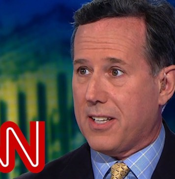 Santorum rips kids calling for gun laws: They should take CPR classes instead