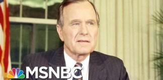 Former President George HW Bush Hospitalized   Hardball   MSNBC
