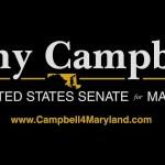 Tony Campbell (Republican) 4 US  Senate Ad #1