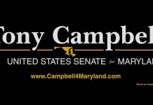 Tony Campbell (Republican) 4 US  Senate Ad #1