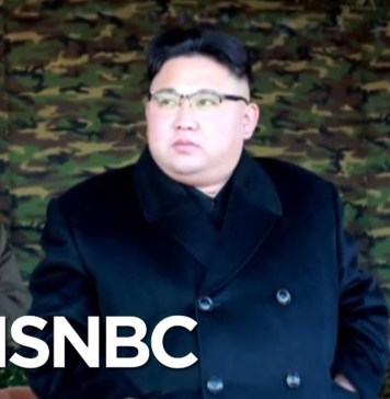 'The President Needs To Keep The Pressure On' In North Korea: Gordon Chang | Hallie Jackson | MSNBC