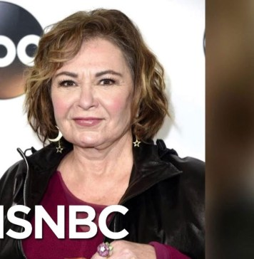 ABC Cancels 'Roseanne' After Roseanne Barr's Racist Tweets | Craig Melvin | MSNBC