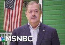 "Don Blankenship Defends ""Chinaperson,"" Hits ""Cocaine Mitch"" 
