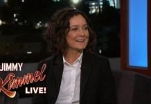 Sara Gilbert on Roseanne Behind-the-Scenes