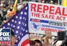 Second Amendment supporters hit with death threats