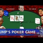 Trump And Xi's High Stakes Poker Game