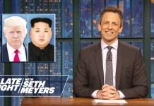 Trump Cancels Meeting with Kim Jong-un, Asparagus Day - Monologue