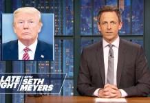 Trump's Buns, Tinder's New Feature - Monologue