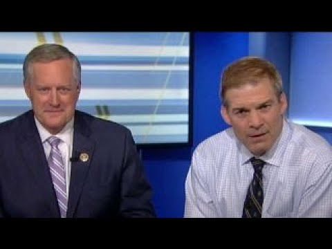 Meadows and Jordan to DOJ: Turn over the documents