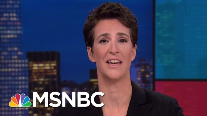 President Trump Military Exercise Giveaway To N. Korea Suits Putin's Goals | Rachel Maddow | MSNBC