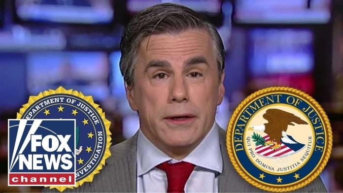 Tom Fitton: IG report will 'destroy' credibility of FBI, DOJ