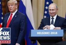 Discussions underway for Putin to visit Washington