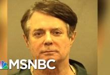 Robert Mueller Exposes Paul Manafort's Lavish Lifestyle   The Beat With Ari Melber   MSNBC