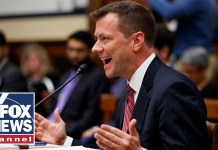 Sparks fly at fiery Strzok congressional hearing