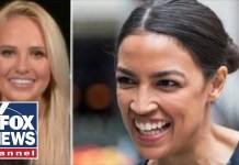 Tomi Lahren: I love seeing Alexandria Ocasio-Cortez on TV